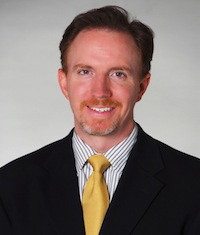 portrait of Dr. Sean Alexander