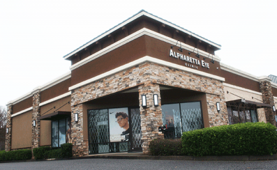 exterior photo of Alpharetta Eye Clinic | Alpharetta, GA