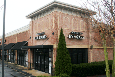 exterior photo of Windward Eye Care | Alpharetta, GA